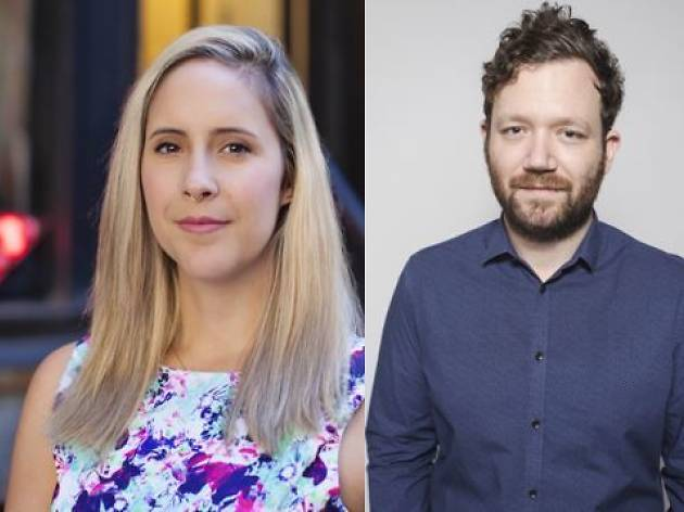 Joel Meares named Editor-in-Chief of Time Out North America and Jillian Anthony is the new Editor of Time Out New York