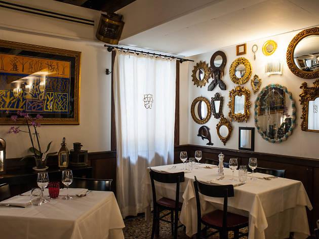 Antiche Carampane, restaurant, Venice