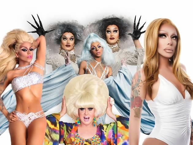 Man·Drag·Ora Fest, la convención drag