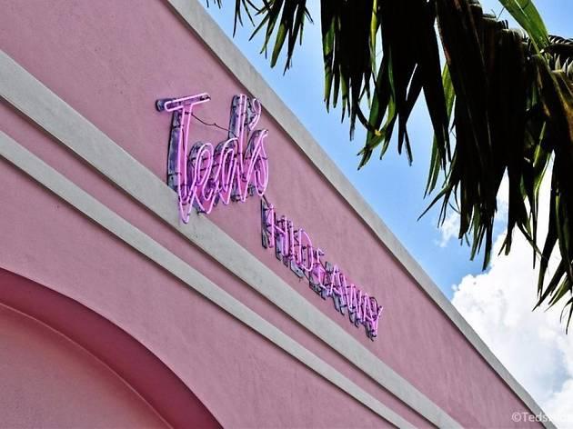 Ted's Hideaway