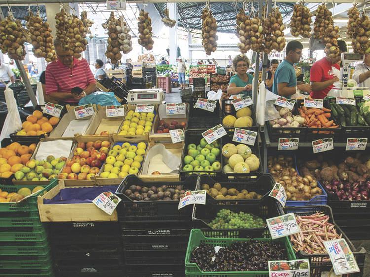 Explore Graça Market