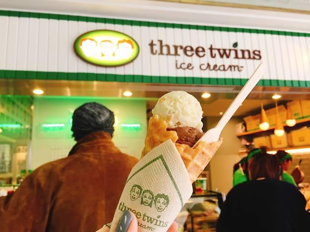 スリーツインズ アイスクリーム 代官山店
