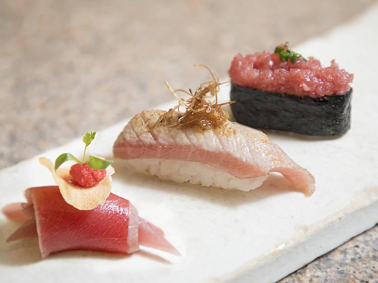 Feast on tuna, responsibly, at Zuma