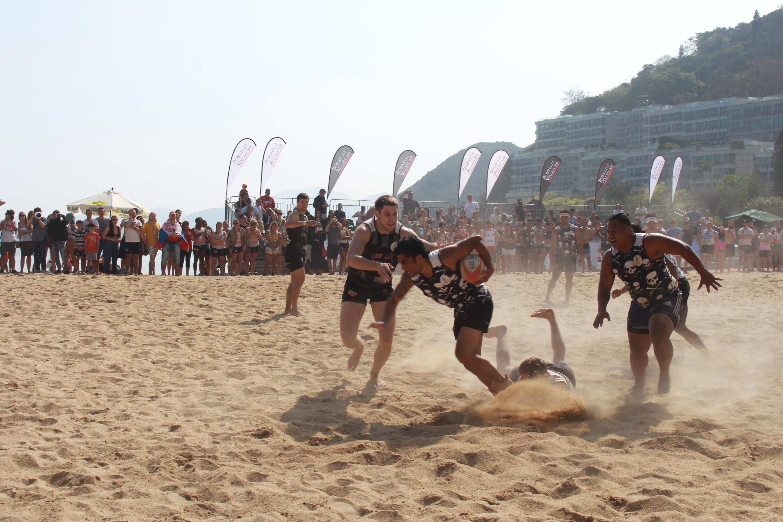 Hong Kong Beach Fives