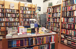 Almost Corner Bookshop