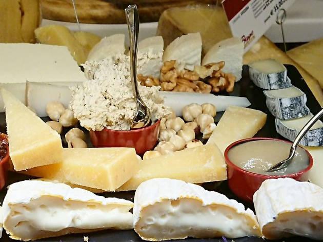 Beppe e i suoi formaggi