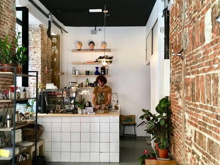 Plántate Café