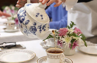 Babington's Tea Room