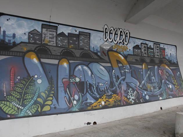Mural Colectivo da Restauração