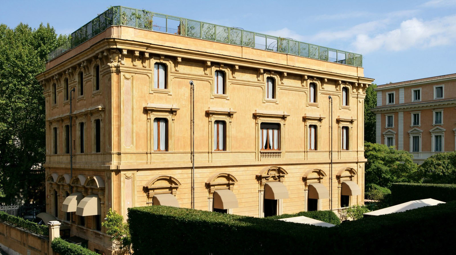 10 Best Hotels In Rome Time Out Where To Stay In Rome