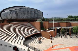 Auditorium-Parco della Musica