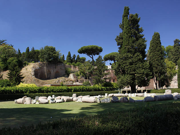 Terme di Caracalla the essential things to do in rome The essential things to do in Rome image