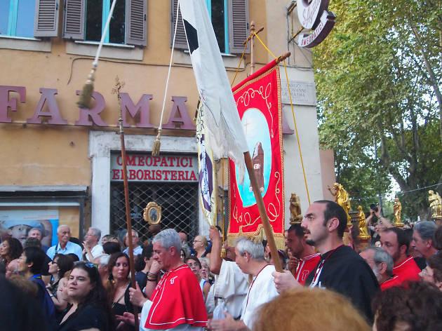 Festa de Noantri the essential things to do in rome The essential things to do in Rome image