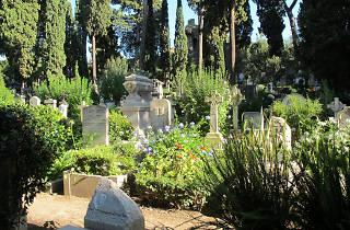 Cimitero cattolico