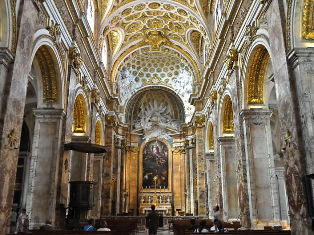 San Luigi dei Francesi the essential things to do in rome The essential things to do in Rome image