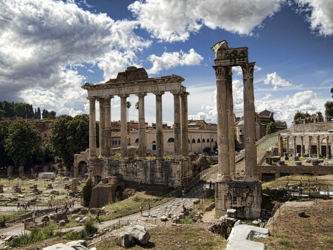 11 can't-miss attractions in Rome