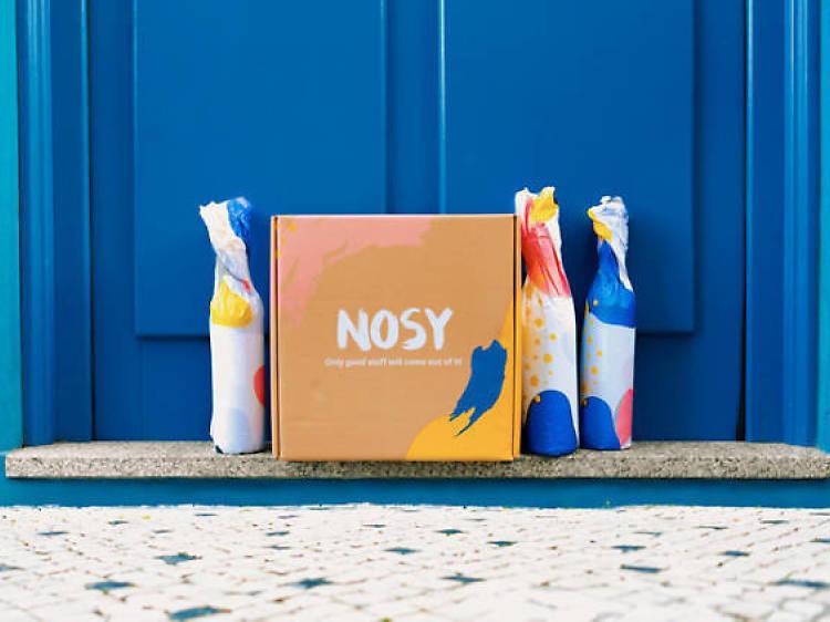 Para fazer compras: as melhores caixas de subscrição à porta de sua casa