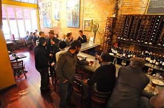 Wine Quizzo at Vintage Wine Bar