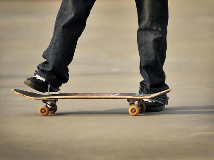 Skatepark Póvoa de Varzim