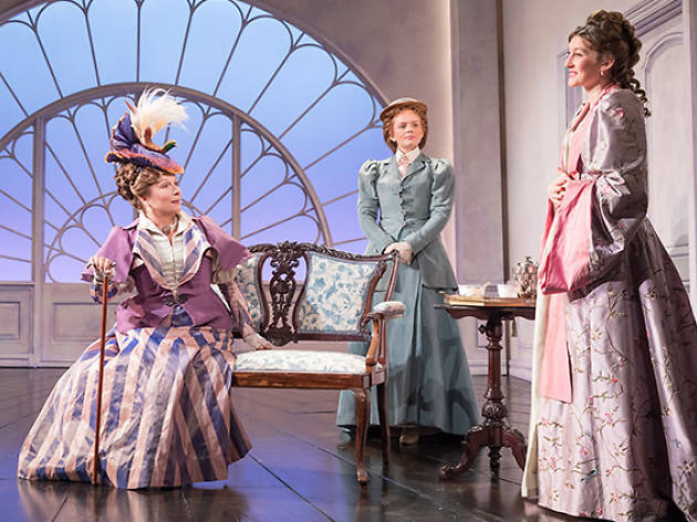 'Lady Windemere's Fan' at Vaudeville Theatre