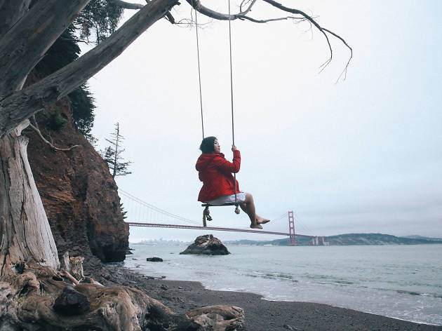 Kirby Cove swing