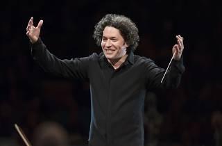 Orquesta Filarmónica de Viena. Dirige Gustavo Dudamel