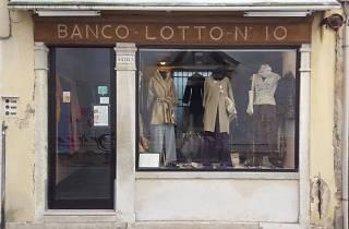 Banco Lotto No 10, Venice, shop, fashion