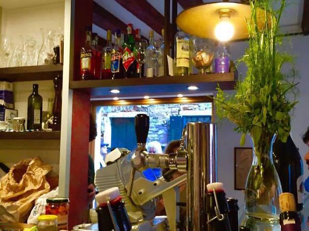 Malvasia all'Adriatico Mar, Venice, restaurant