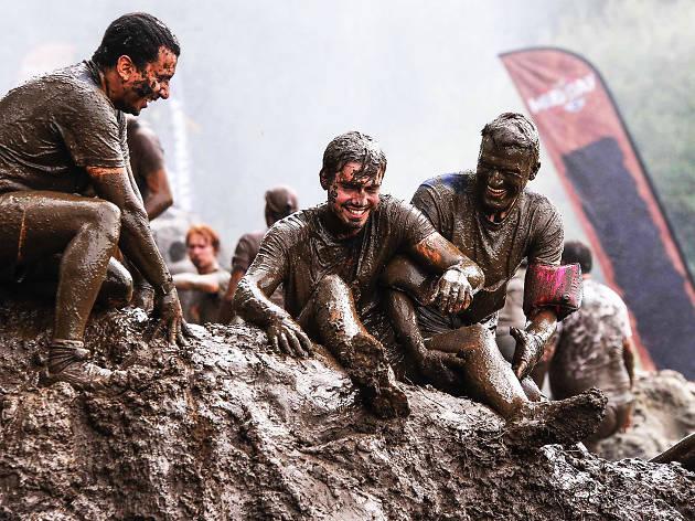 Mud Run Tel Aviv