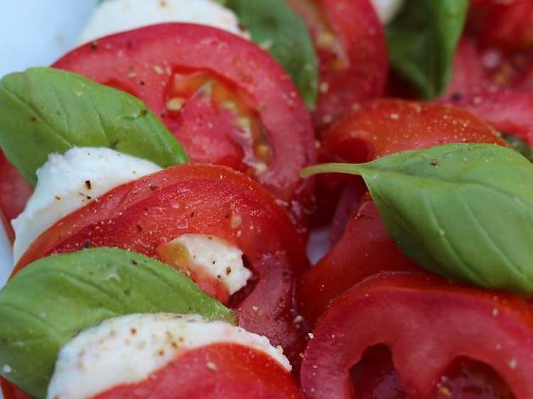 Relish the simplicity of Italian cooking