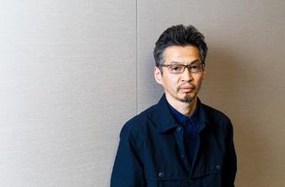石井岳龍(Photo: Keisuke Tanigawa)