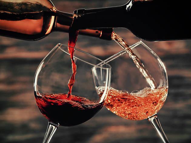 Una mica de vi?