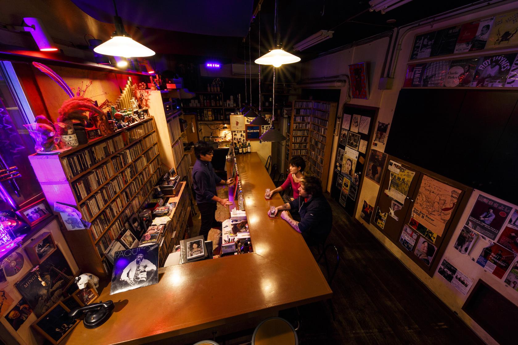 Jazz Bar Scarecrow