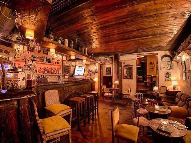 We've rounded up the 10 best bars to try on your next trip to Rome.
