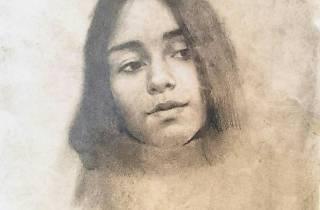 Portrait drawing workshop with Elisa Capdevila