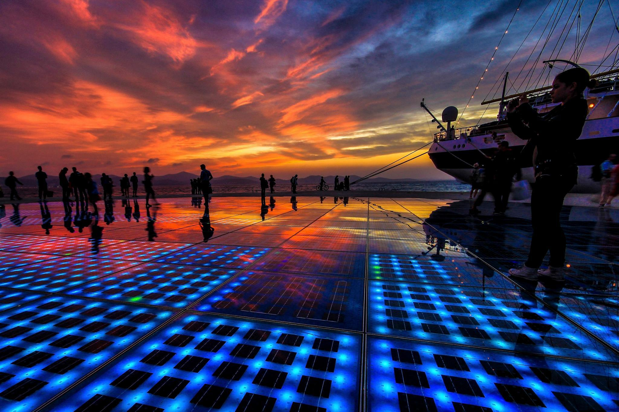 10 amazing sunset spots in Zadar