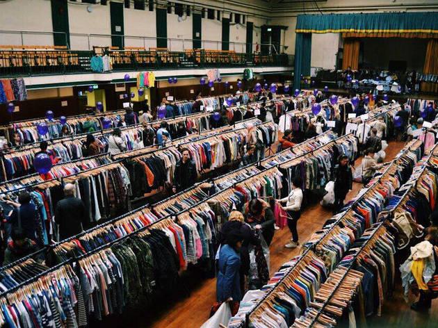 Islington Vintage Kilo Sale