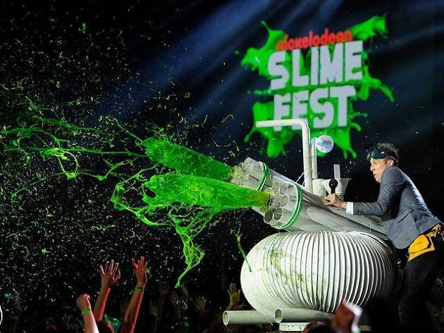 Nickelodeon's SlimeFest is coming to Northerly Island