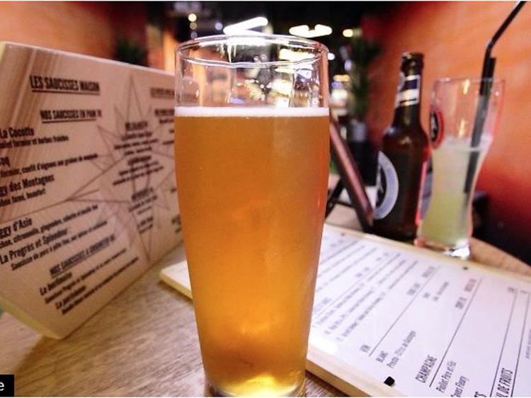 Bars à bières à Paris : le top 10