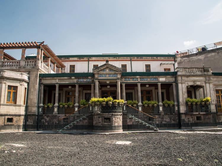Casa Rivas Mercado