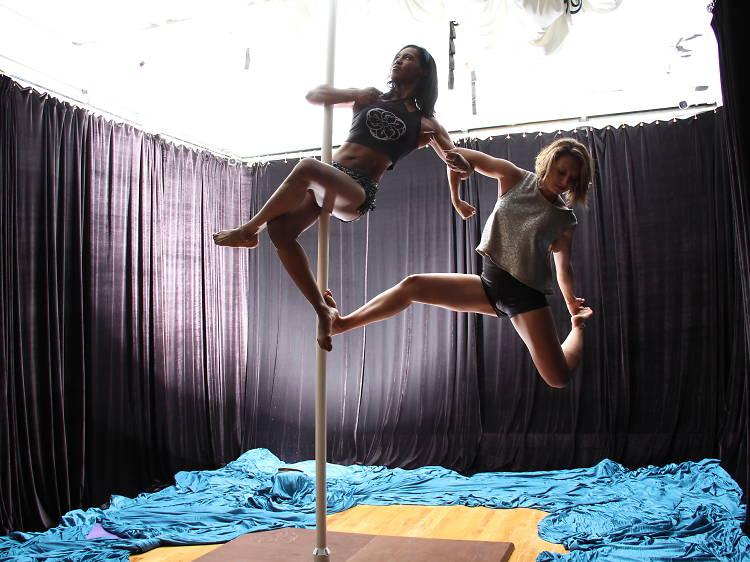 Yoga Pole Studio