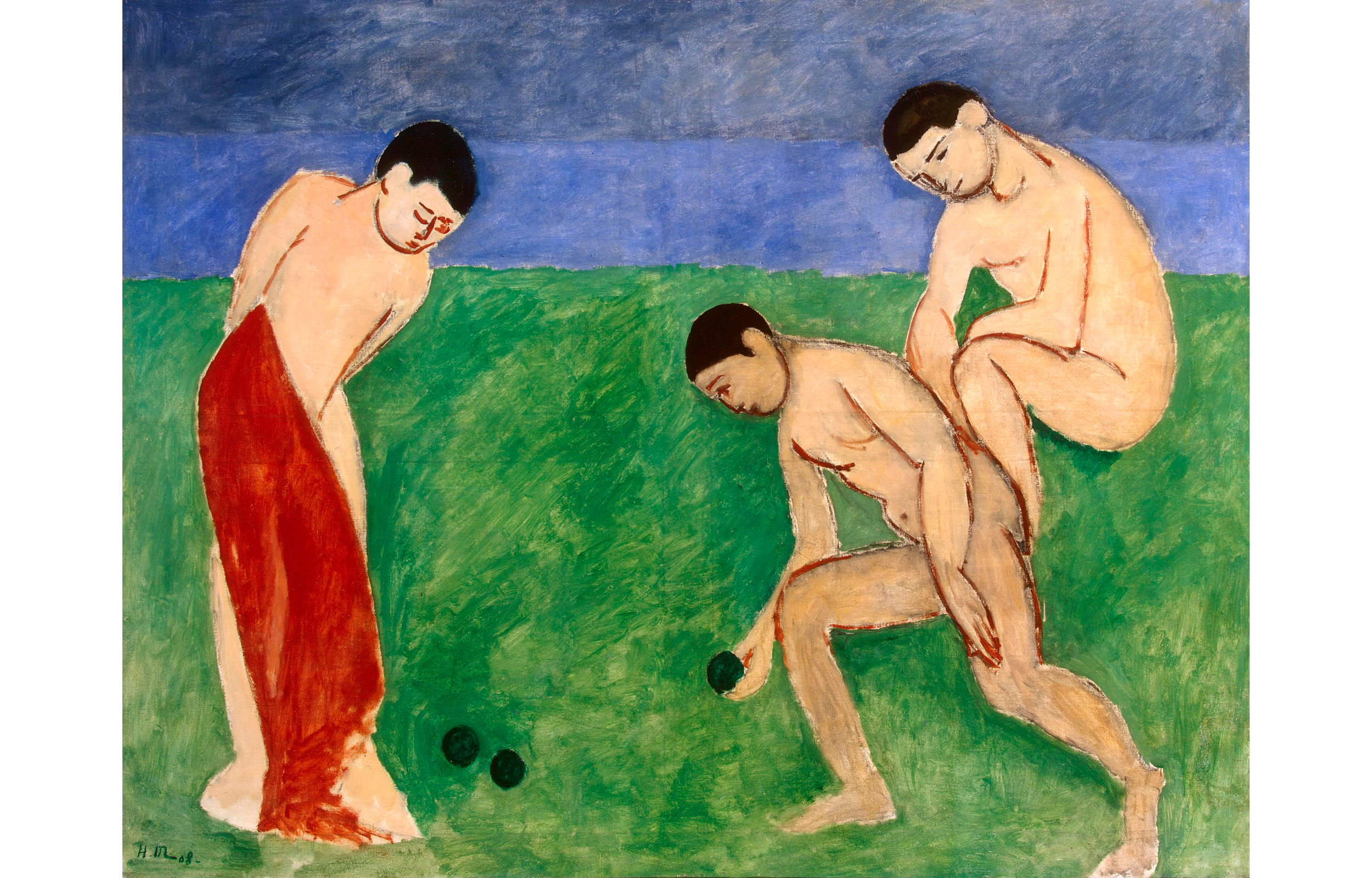 Modern masters from the Hermitage 2018 AGNSW Matisse