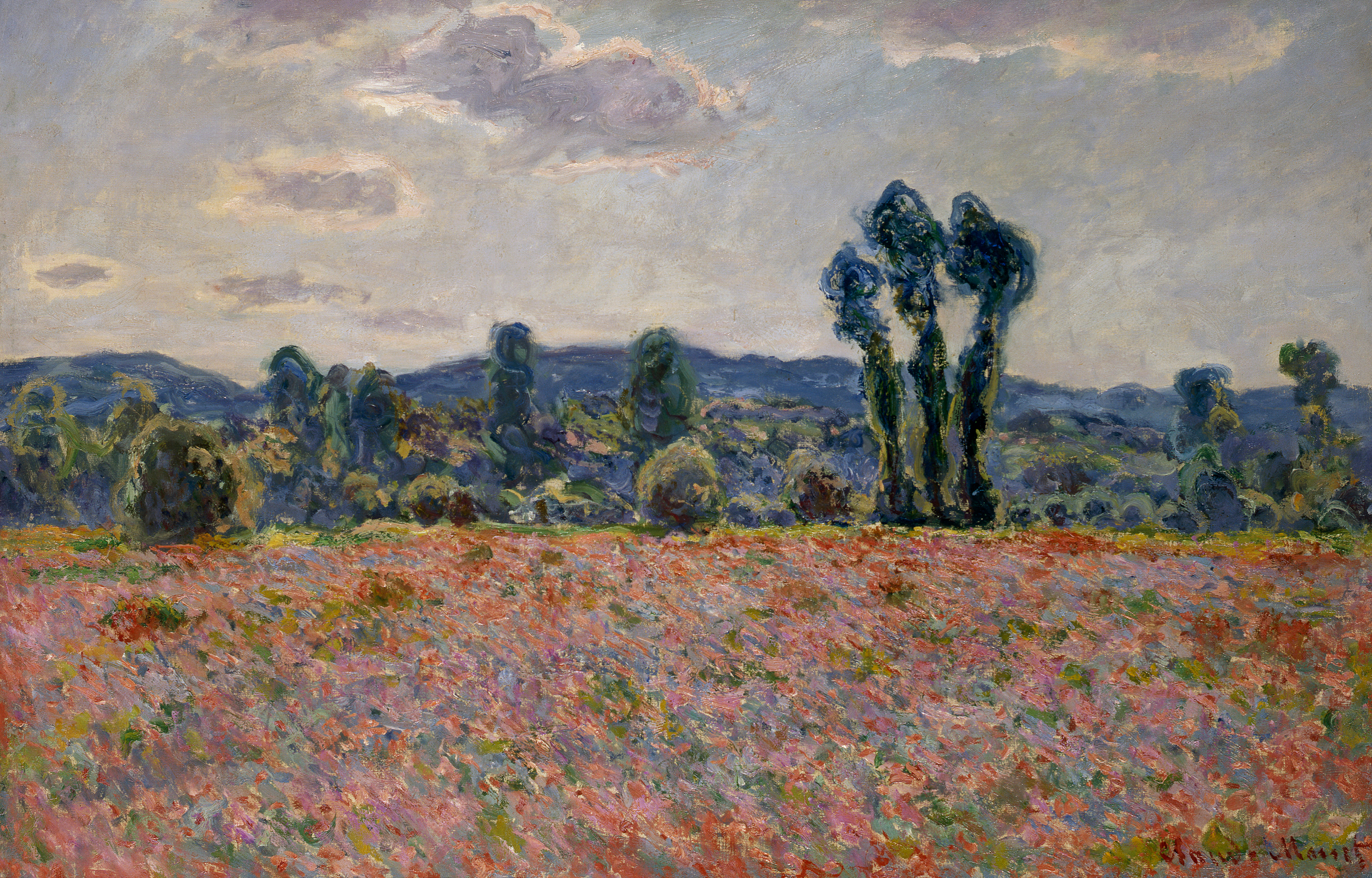Modern masters from the Hermitage 2018 AGNSW Monet