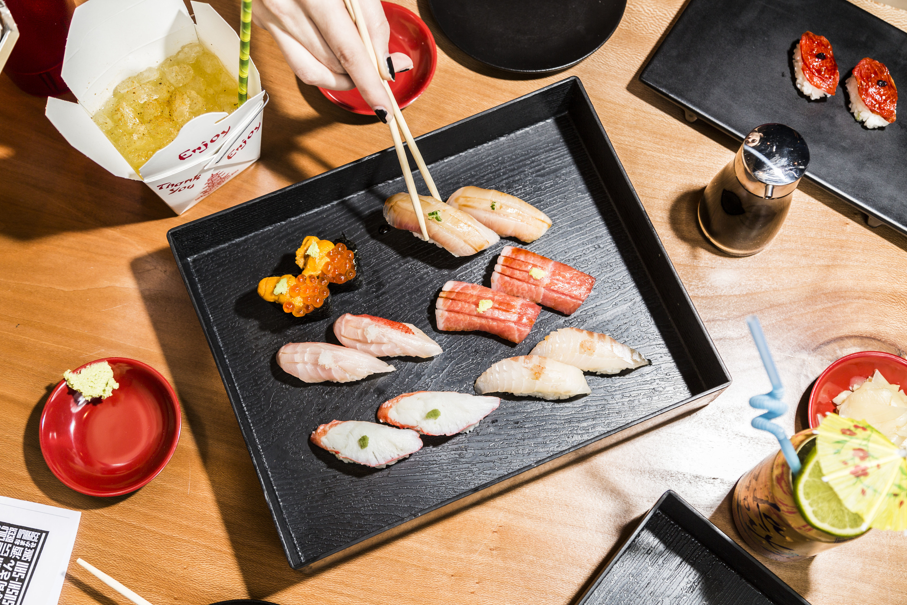 The 12 best sushi restaurants in Chicago