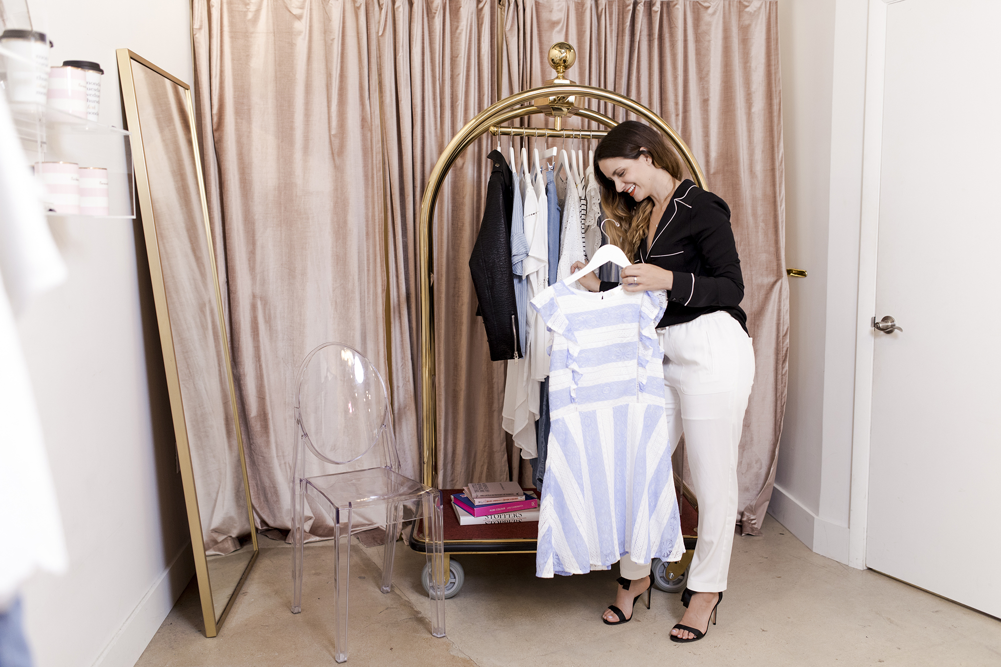 A Miami stylist's tips for creating a capsule wardrobe