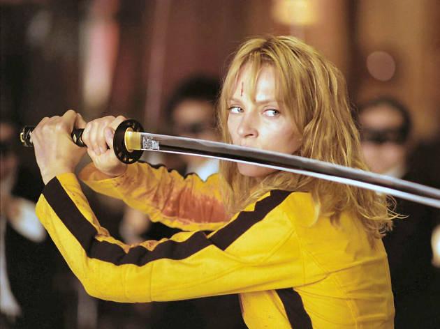 Kill Bill, película de Tarantino