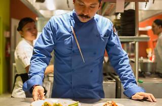 comida mexicana, chef