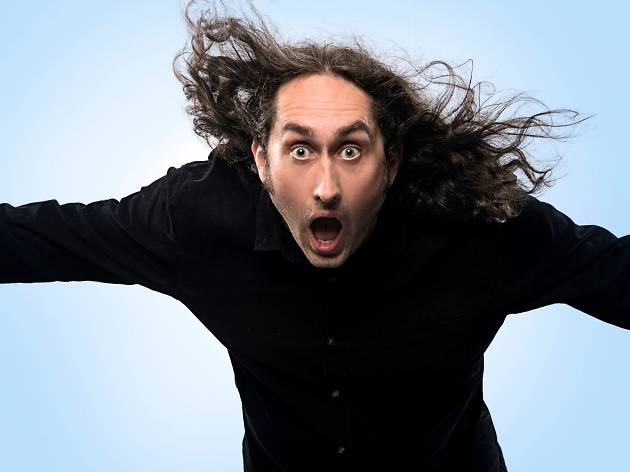 Ross Noble El Hablador MICF 2018 supplied