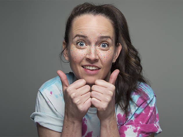 Zoe Coombs Marr: Bossy Bottom MICF 2018 photo supplied