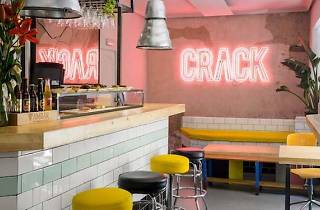 Crack Healthy Diner